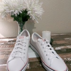 These Amazing Leather Keds Sneakers